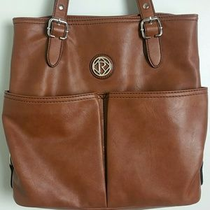 Relic by Fossil Faux leather purse